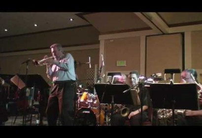 "Be Bop Big Band, ""In A Sentimental Mood"""