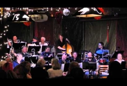 "Mark Hix Big Band, ""Just Friends"""
