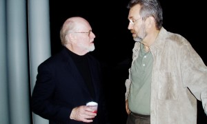 CS and John Williams at Tanglewood